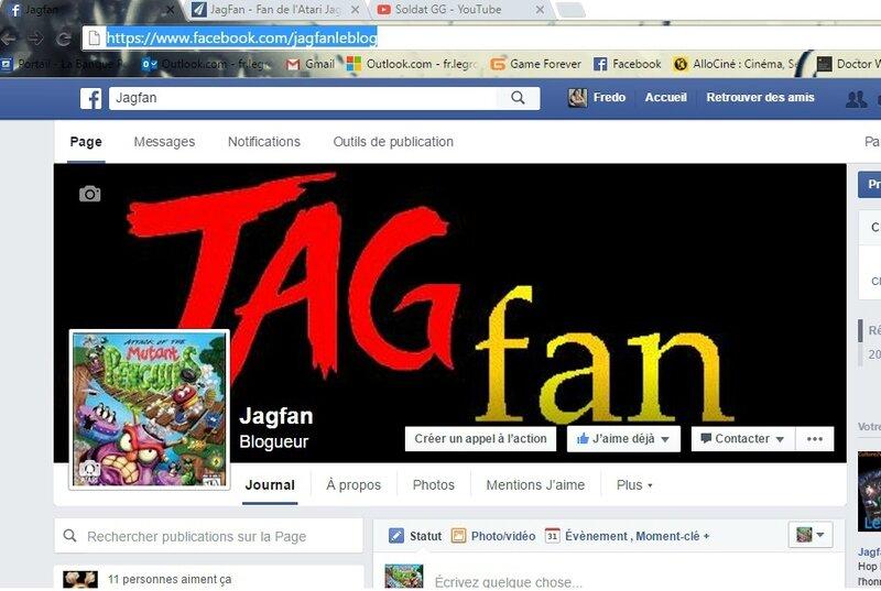 Jag facebook