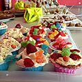 Atelier pop-cakes et cupcakes avec les enfants