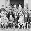École marcel sembat 1953/54 cours préparatoire