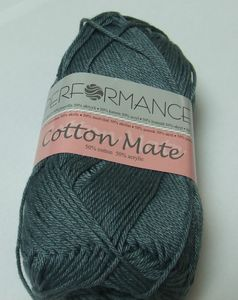 cotton mate gris