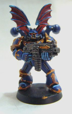 Peindre les Night Lords 17
