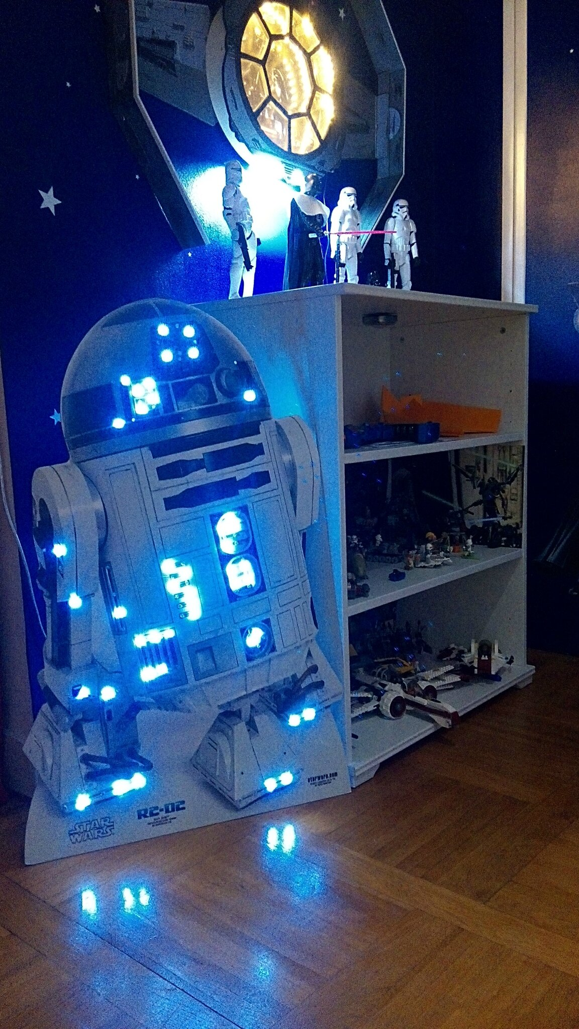 d coration chambre star wars On chambre star wars