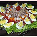 Salade variée