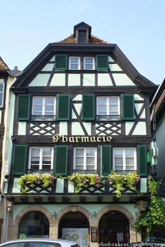 Obernai pharmacie