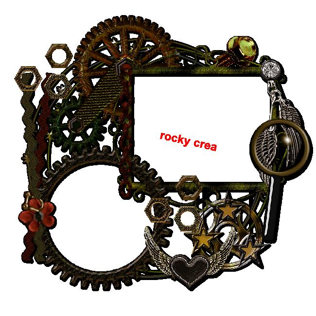 Steampunk_ClusterFrame