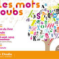Les Mots Doubs 2010 - Episode 1 !