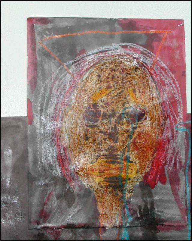 Les masques de la personne contre les taches de rousseur