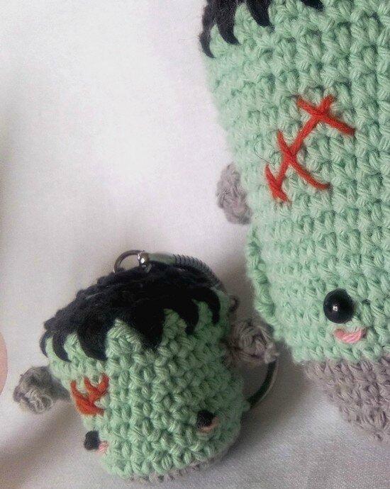 Frankeinstein crochet 2
