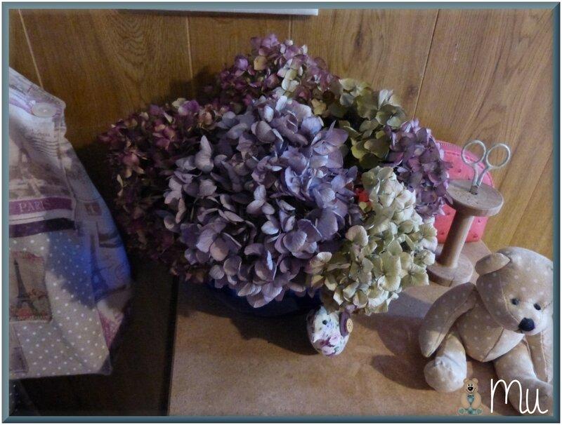 bouquet ancien 2 ans