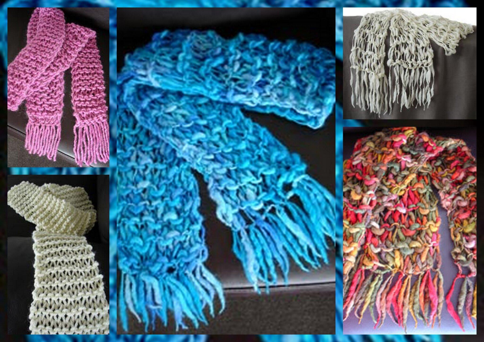 Le saviez vous vous pouvez tricoter sans aiguilles la malle aux mille mai - Tricoter sans aiguilles ...