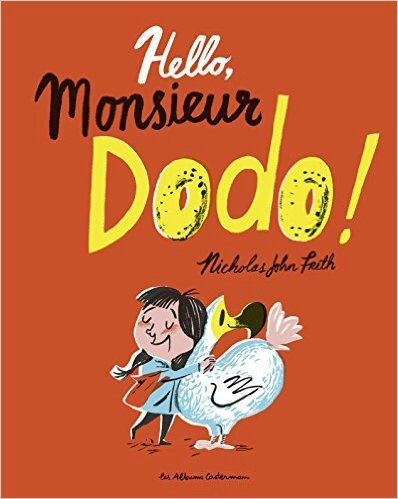 hello monsieur dodo
