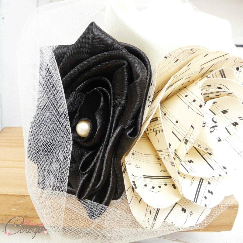 bouquet-demoiselle-honneur-enfant-personnalise-ivoire-noir-mariage-theme-musique-mademoiselle-cereza-4G