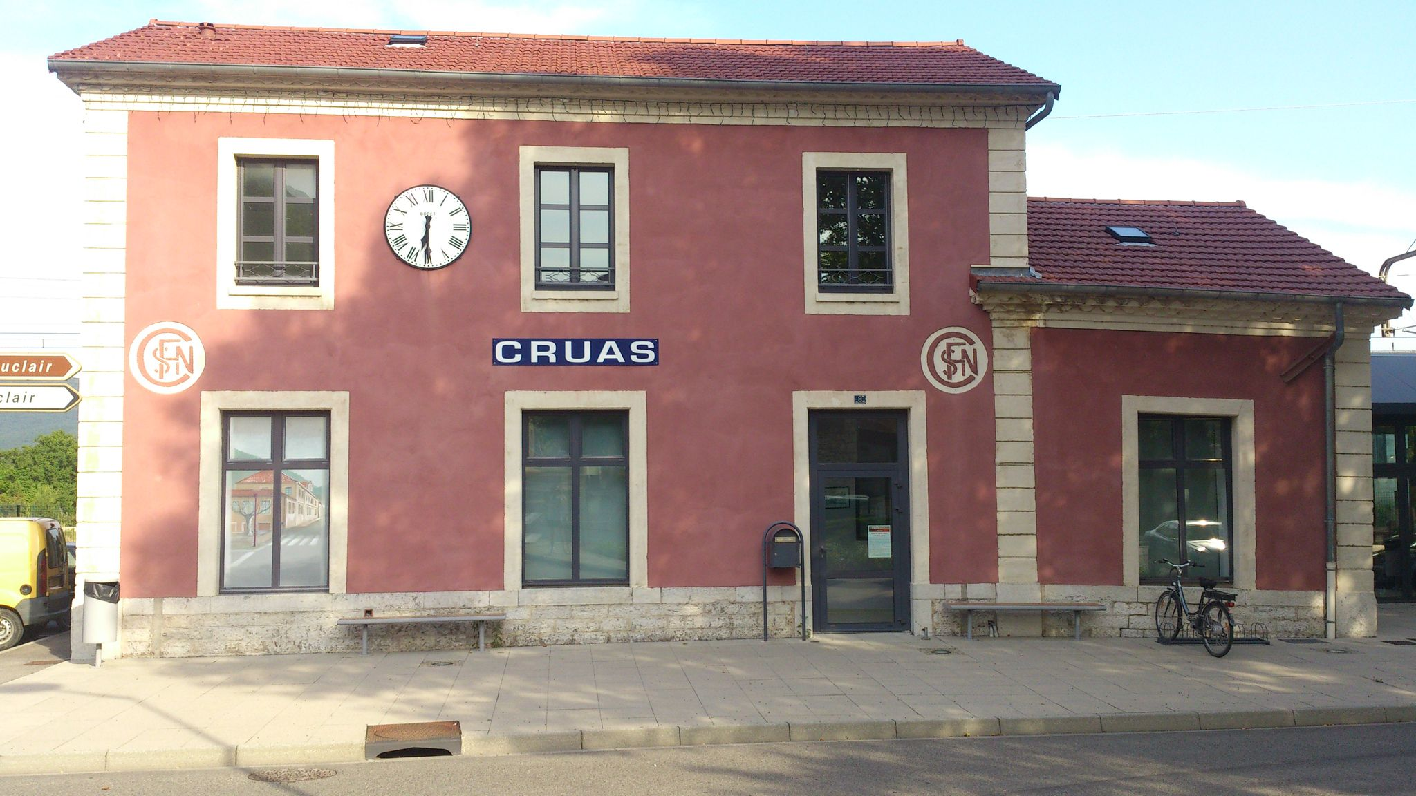 Cruas (Ardèche)
