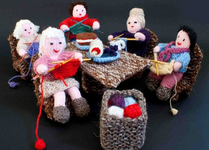Knit-and-Natter-knitted-ladies