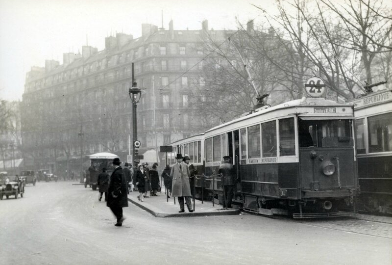 PHOTO-tram-republique-1927
