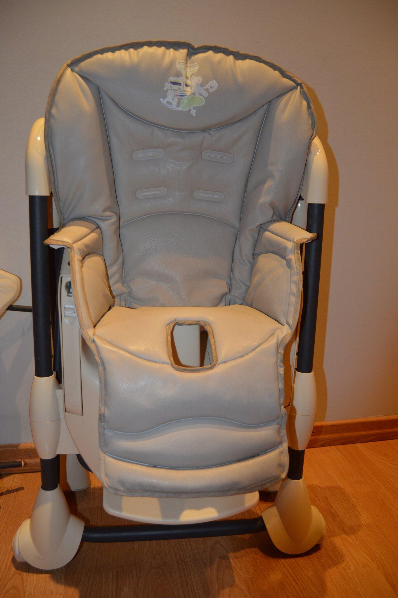 Housse de chaise haute omega for Housse chaise haute omega