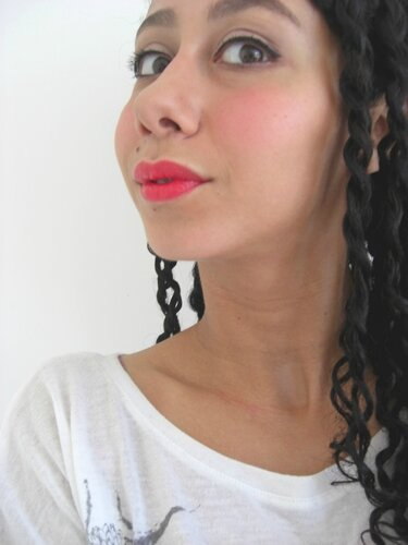 born pretty store princesse affreuse dupe météorites guerlain blush crayon effaceur maquillage blush rose vif rouge a levre waterproof (34)