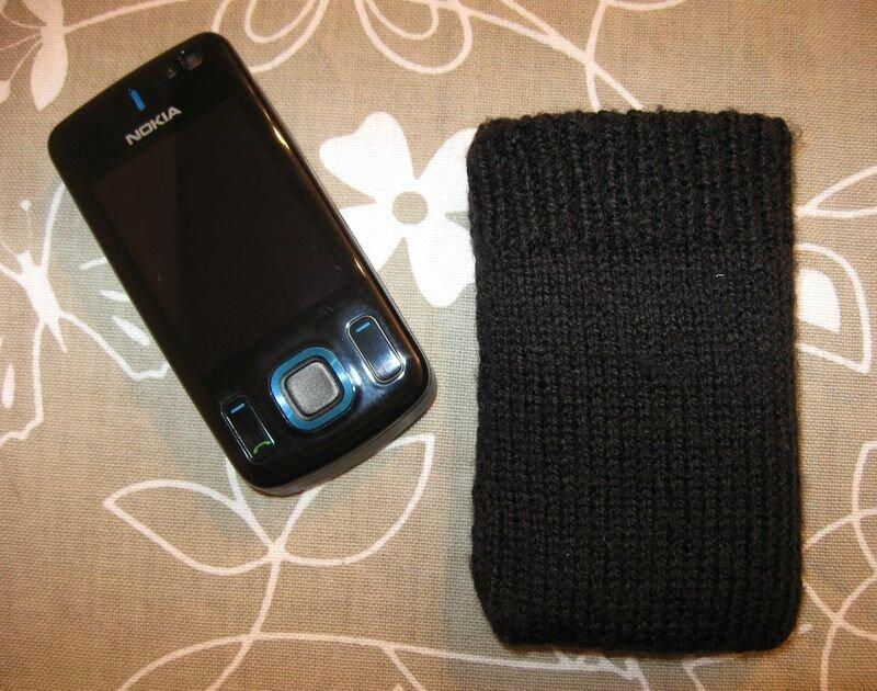 Chaussette à portable