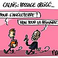 ps humour hollande calais immigration collabo