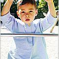 Récidive avec la tunique des intemporels pour enfants