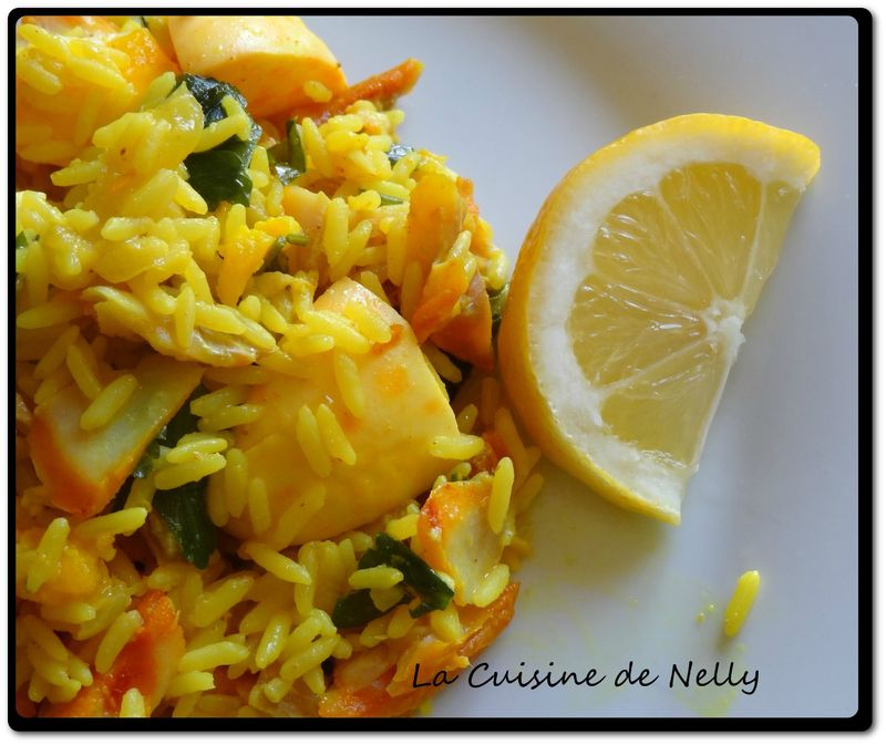 kedgeree recette anglo indienne la cuisine de nelly. Black Bedroom Furniture Sets. Home Design Ideas