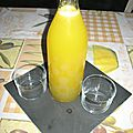Tour en cuisine # 177 : jus de fruits vitaminé