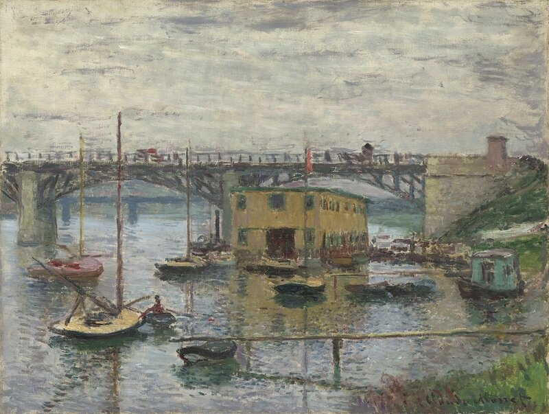 bridge_at_argenteuil_on_a_gray_day_about_1876_claude_monet