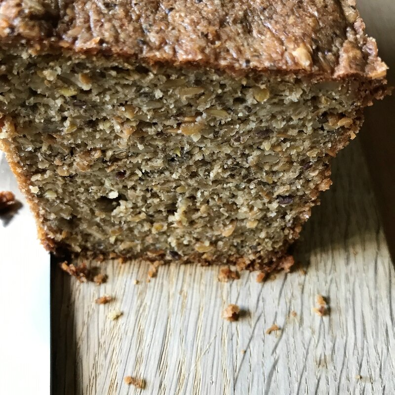 pain de graines inside