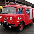 Jeep fc firetruck, 1956 à 1964