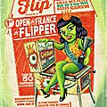 affiche open de France (Carvin)