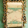A George III Giltwood Pier Mirror