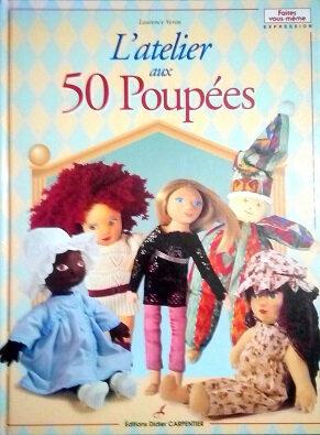 l'atelier aux 50 poupées