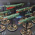 Fleet commander - 2ème corps expéditionnaire ólympien