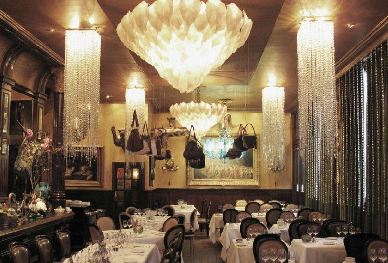 Les trois garcons restaurant London
