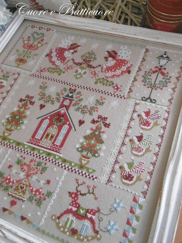 christmas in quilt 5