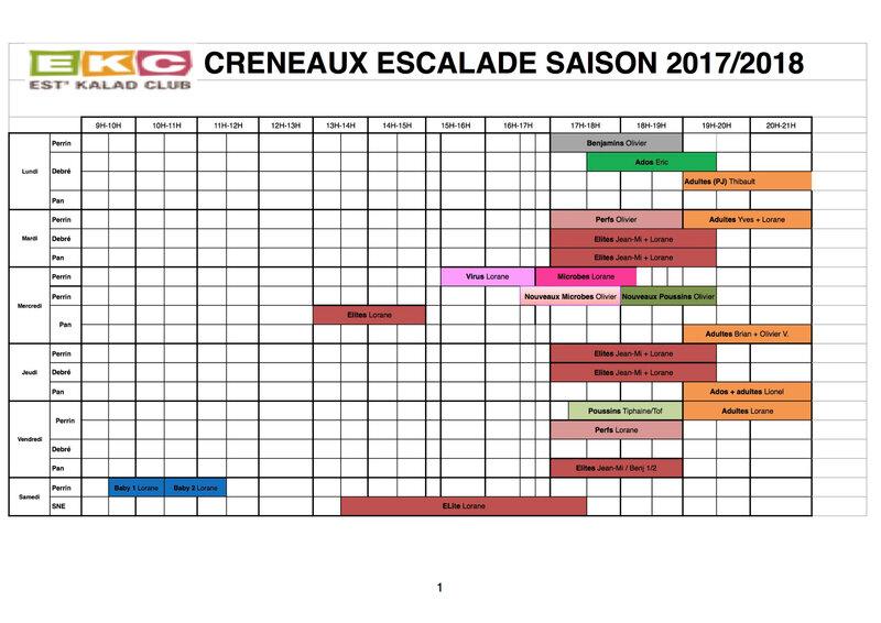 Créneaux 2017-2018 V5