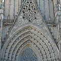 Catedral Basílica, Barcelone / Espagne-Catalogne *Lloas