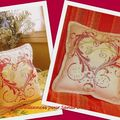 coussin sand