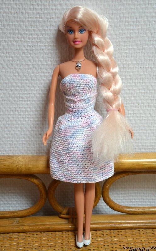 Barbie boléro 2