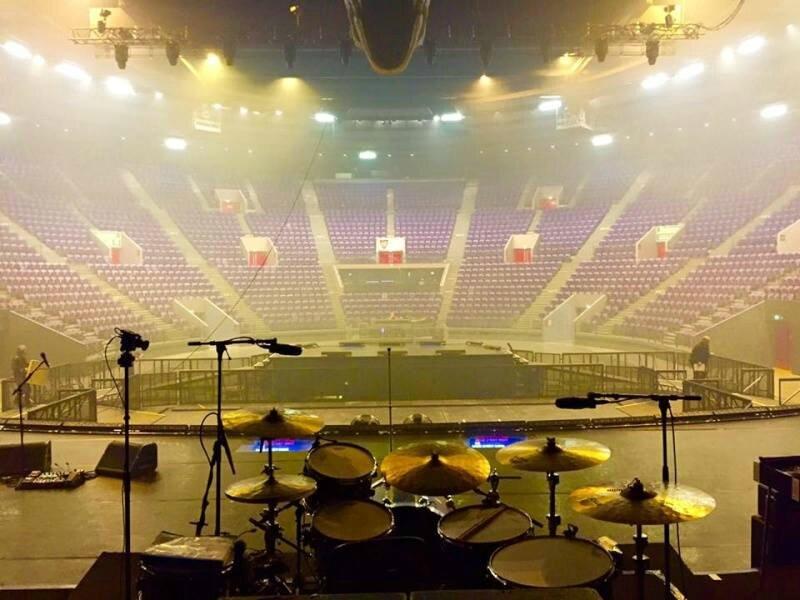 le 10 mars 2016 concert Rester Vivant Tour au Zénith de Toulon (21)