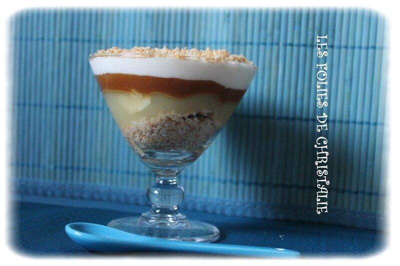 Tiramisu pommes caramel 4