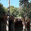 Barcelone, Park Güell_5394