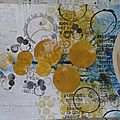 Mixed media et scrapbooking