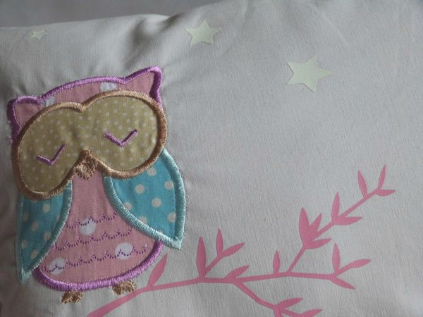 coussin hibou2