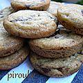 Cookies aux chocolat de neiman marcus