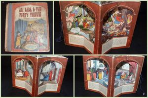 Carrousel Folding books anglais2