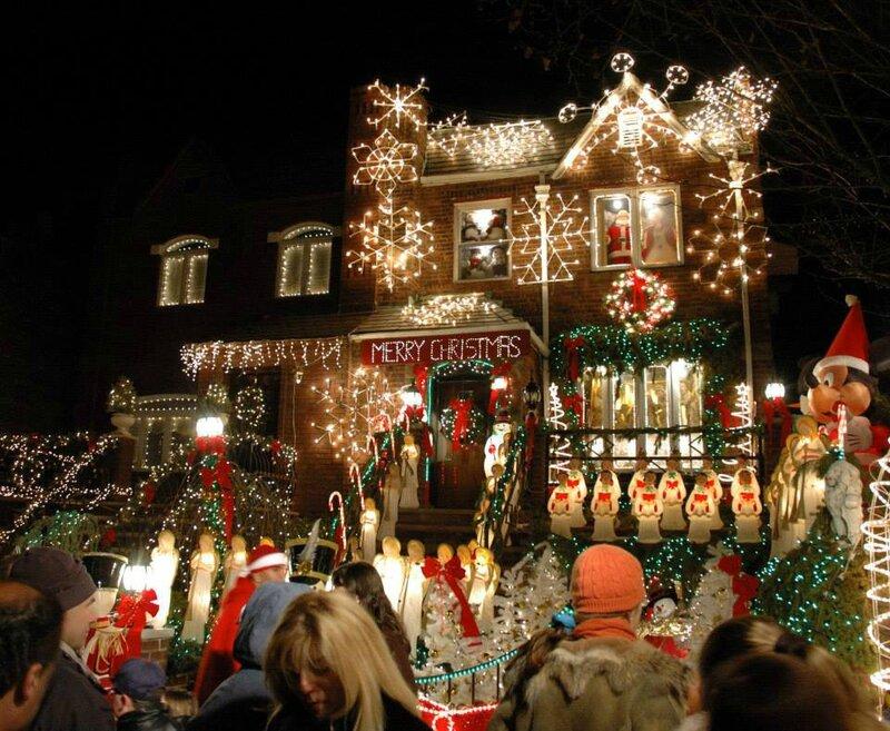 dyker heights noel christmas new york bon plan nyccrazygirl