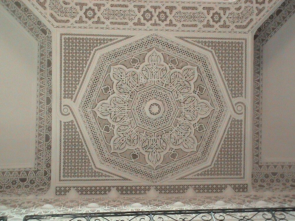 les mod les de plafond en platre marocain mon plafond platre On fond plafond marocain