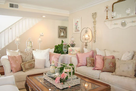 Simple View Images Chambre Style Campagne Anglaise Decoration Anglais With Chambre  Style Shabby.