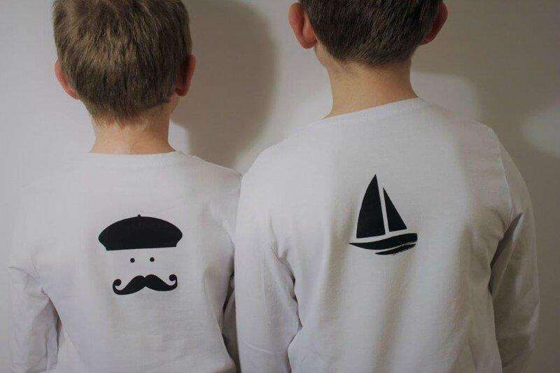 T-shirts Protrait 2